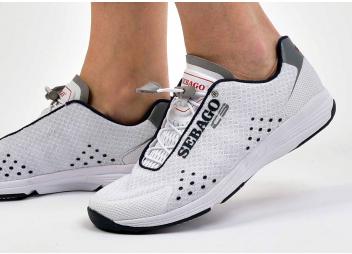 Zapatos de mujer CYPHON SEA SPORT / blanco