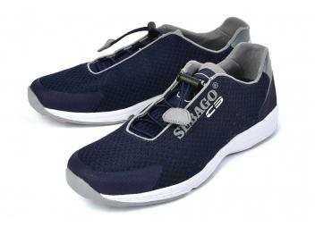 Zapatos de mujer CYPHON SEA SPORT / azul marino