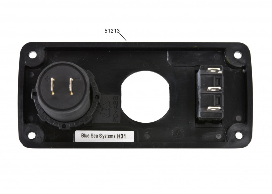 Dual USB charging socket for convenient charging! Ideal to charge the battery of your smartphone or iPad.  (Imagen 8 de 8)