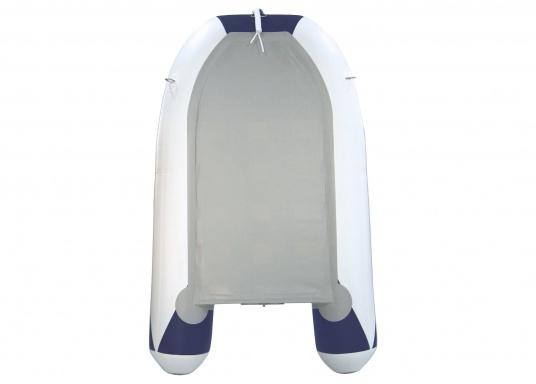 Las embarcaciones neumáticasYACHTING de SEATEC no solo son adecuadas como embarcaciones auxiliares para yates pequeños, sino que también son muy recomendables para excursiones y viajes de pesca.  (Imagen 3 de 7)