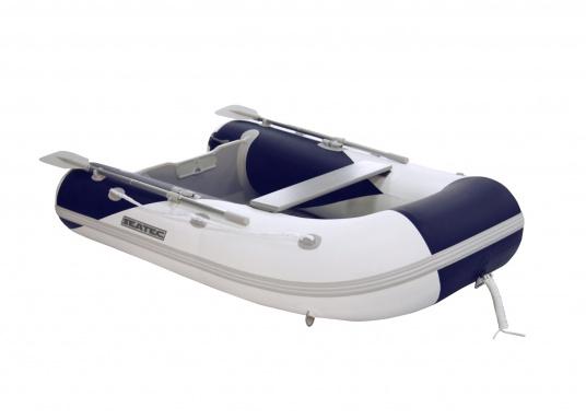 Las embarcaciones neumáticasYACHTING de SEATEC no solo son adecuadas como embarcaciones auxiliares para yates pequeños, sino que también son muy recomendables para excursiones y viajes de pesca.  (Imagen 1 de 7)